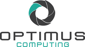 Optimus Computing Dark Logo